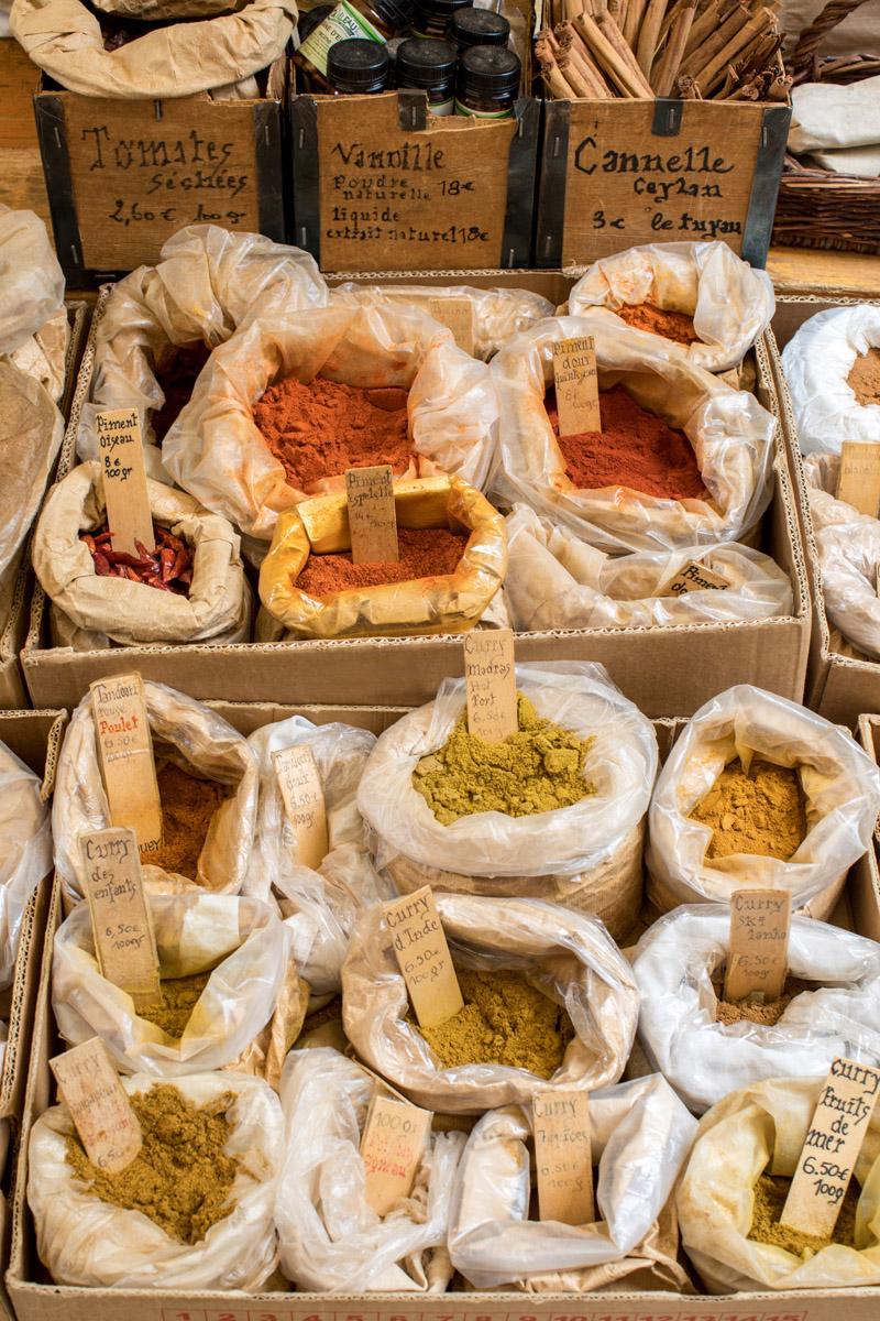Markt kruiden